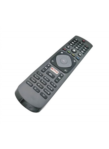 Philips Lcd Led Tv Kumanda Netflix ve Smart Tv Tuşlu SX9865B Renksiz